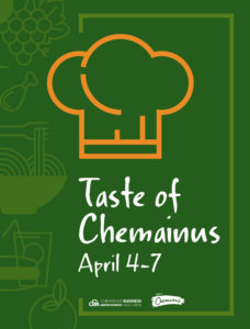 Taste of Chemainus April 4-7